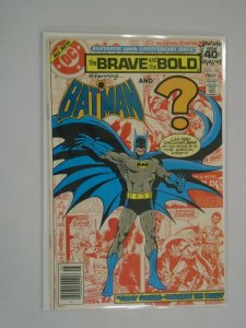 Brave and the Bold #150 5.0 VG FN (1979 1st Series)