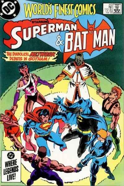 World's Finest Comics #312, Fine+ (Stock photo)