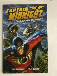 Captain Midnight For A Better Tomorrow Volume 3 Near Mint Nm Tpb Sc Dark Horse