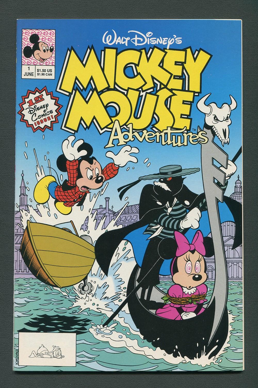 Roger Rabbit #2 ~ NEAR MINT NM ~ 1990, Disney Comics