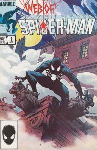 WEB OF SPIDERMAN 1 VF-NM COMICS BOOK