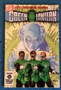 Green Lantern #184 (Jan, 1985) NM 9.4 DC Comics, Earth's Other Green Lantern