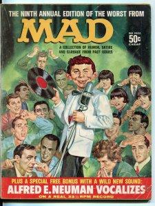 Worst From Mad-Magazine-#9-1966-Mort Drucker-Don Martin-David Berg