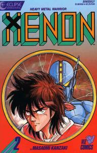 Xenon #2 VF/NM; Eclipse | save on shipping - details inside