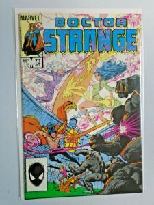 Doctor Strange #73 2nd Series 9.0 NM (1985)