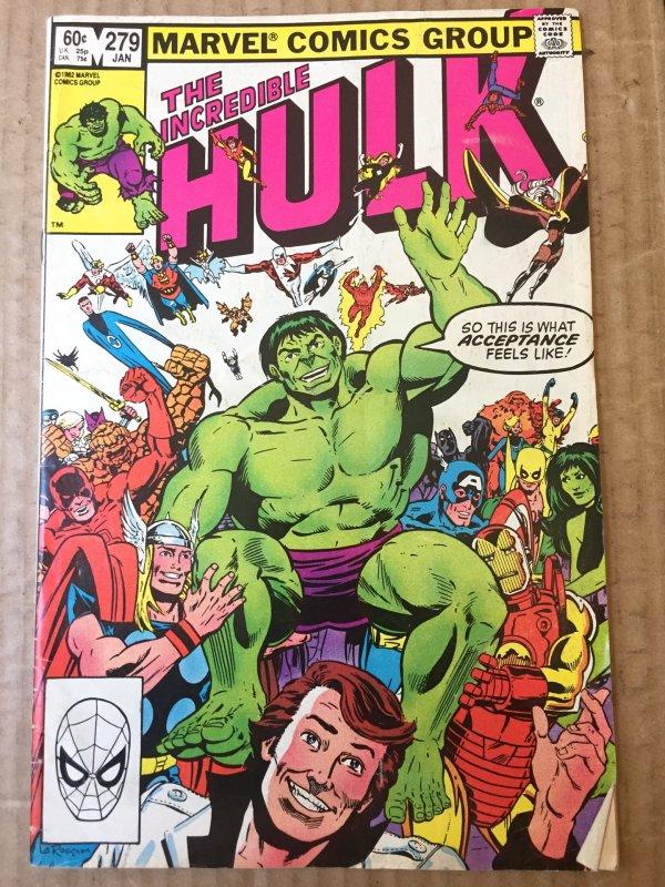 The Incredible Hulk #279 (1983)