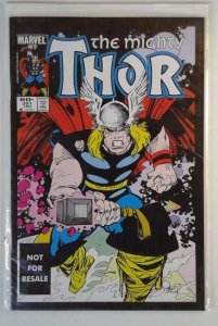 Thor #351 (1985) Marvel 7.5 VF- Comic Book Not for Resale Edition