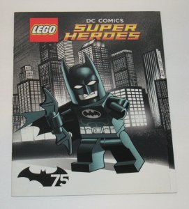 SDCC 2014 Exclusive Comic Lego DC Comics Super Heroes VF