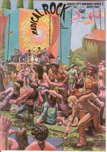 INNER CITY ROMANCE COMIX (1972 LAST GASP) 2 G Colwell COMICS BOOK