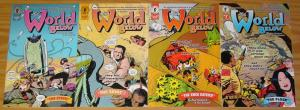 the World Below #1-4 VF/NM complete series PAUL CHADWICK dark horse comics 2 3