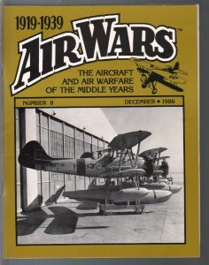 Air Wars #8 12/1986-Aircraft and air warfare of the middle years 1919-1939-RAF-F