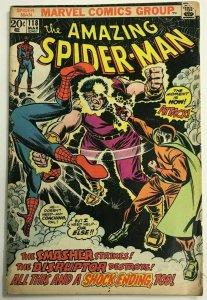 AMAZING SPIDER-MAN#118 VG- 1973 MARVEL BRONZE AGE COMICS
