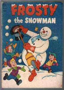 Frosty The Snowman-Four Color Comics #435 1952-Dell-Winter Fun-G/VG
