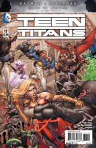 TEEN TITANS (2014 DC) #17 NM-