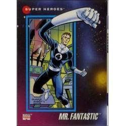 1992 Marvel Universe Series 3 MR. FANTASTIC #33