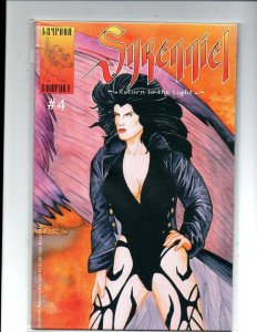 Syrenniel #4 - sexy angel good girl - Gryphon - Near Mint