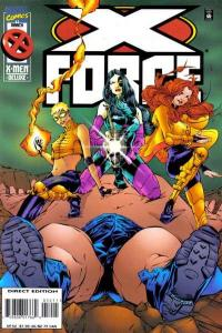 X-Force (1991 series) #52, NM (Stock photo)