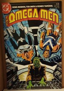 The Omega Men #20 (1984)