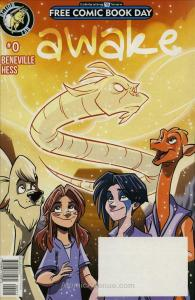 Awake #0 VF/NM; Action Lab   save on shipping - details inside