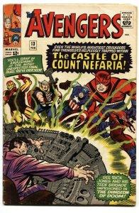 Avengers #13 Silver-age Marvel comic-1965-Captain America