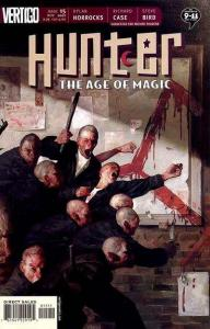 Hunter: The Age of Magic #15, NM- (Stock photo)