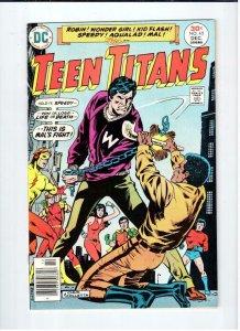 TEEN TITANS #45, VF, Wonder Girl, Ernie Chan, Robin, 1976, more TT in store