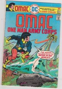 Omac #7