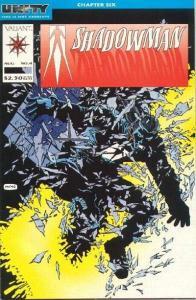 Shadowman (1992 series) #4, NM- (Stock photo)