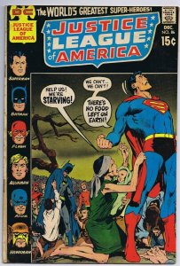 Justice League of America #86 ORIGINAL Vintage 1970 DC Comics