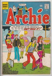 Archie #214 (Dec-71) VG Affordable-Grade Archie
