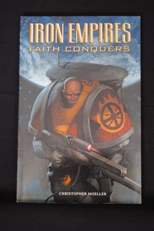 Iron Empires, Faith Conquers TPB