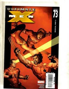 Lot of 12 Ultimate X-Men Marvel Comics #73 74 75 76 77 78 79 80 81 82 83 84 EK5