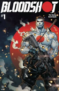 BLOODSHOT (2019 VALIANT) #1 VARIANT 1:250 CVR F 250 COPY CARBON FI PRESALE-09/25