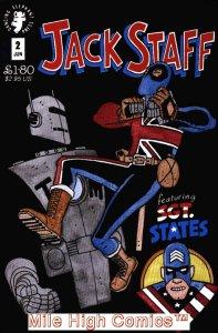 JACK STAFF (2000 Series)  (DANCING ELEPHANT) #2 Very Fine Comics Book