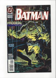 Batman #512 Prodigal Pt 1 Killer Croc   NM