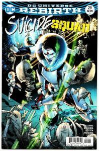 Suicide Squad #29 Rebirth Variant Cvr (DC, 2017) VF/NM