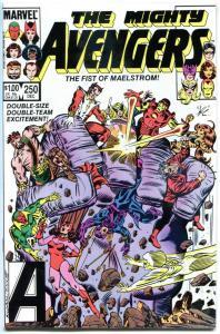 AVENGERS #250 251 252 253 254 255 256, VF/NM, Iron Man, 1963, Captain America