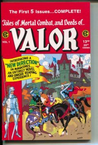 Valor Annual-#1-Issues 1-5-TPB- trade