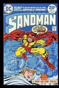 Sandman #1 NM- 9.2