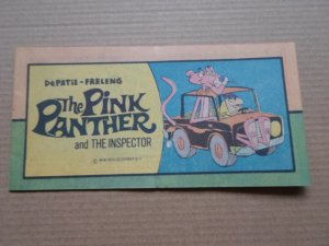 1976 WESTERN PUB CO. INC. NINI COMIC THE PINK PANTHER & THE INSEPECTOR