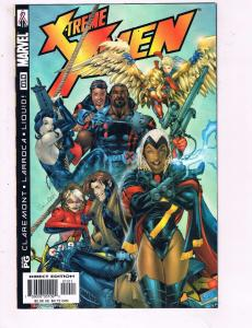 Xtreme X-Men #10 VF Marvel Comic Book Storm Bishop 2001 DE9