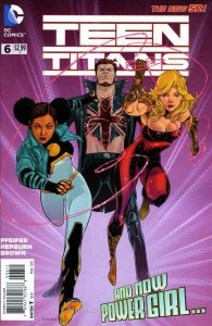Teen Titans (5th Series) #6 VF/NM; DC | save on shipping - details inside