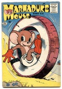 Marmaduke Mouse #64 1956-  funny animal comic VG+