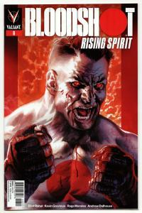 Bloodshot Rising Spirit #6 Cvr A (Valiant, 2019) NM