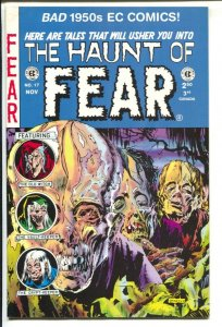 Haunt Of Fear-#17-1996-Gemstone-EC Reprint