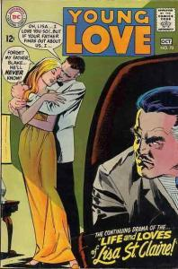 Young Love (DC) #70 VG; DC   low grade comic - save on shipping - details inside