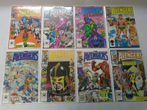 Copper age Avengers comic lot 39 different issues (1985-89) 8.0/VF