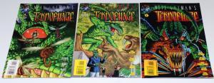 Neil Gaiman's TEKNOPHAGE  #4,5,6 - Tekno Comics ~VF/NM (HX200)