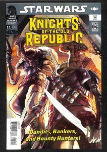 Star Wars: Knights of the Old Republic #11 (2006)