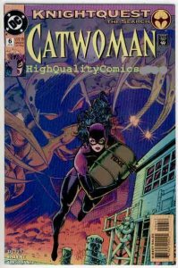 CATWOMAN #6, VF/NM, Jim Balent, Femme Fatale, Batman, 1993, more CW in store